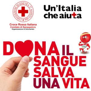 Promuoviamo la donazione del sangue