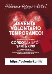 Emergenza Covid-19: Volontariato temporaneo
